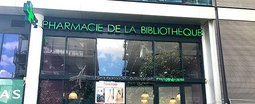 Pharmacie De La Bibliothèque,Paris
